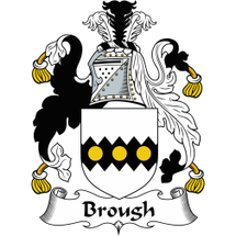 Brough Family Crest