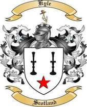 Kyle Family Crest