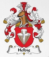Helbig Family Crest
