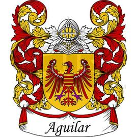 Aguilar Family Crest