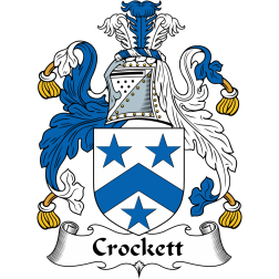 Crockett Family Crest