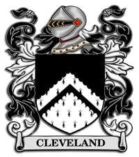 Cleveland Family Crest