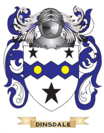 Dinsdale Family Crest