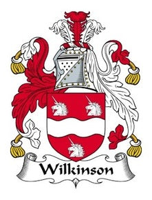 Wilkinson Family Crest