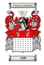 Auld Family Crest