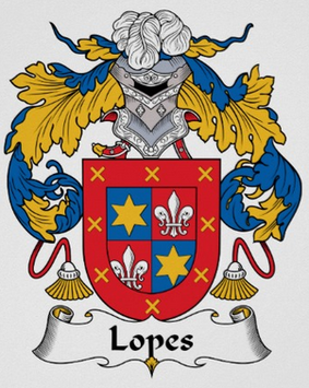 Lopes Family Crest