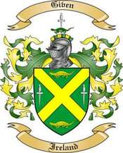 Given Family Crest