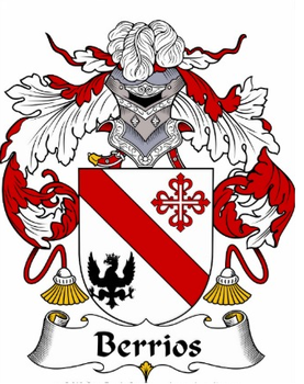 Berrios Family Crest