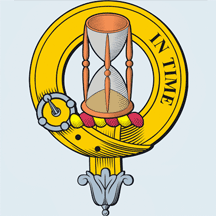 HOUSTON CLAN CREST
