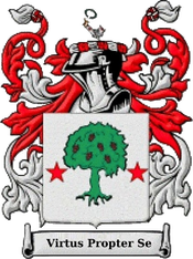 Looby Family Crest