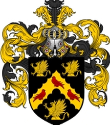 Baldree Family Crest