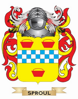 Sproul Family Crest