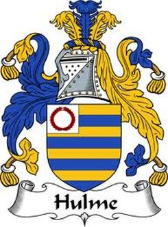 Hulme Family Crest