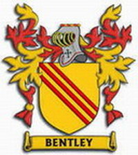 Bentley Family Crest