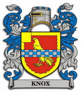 Knox Family Crest
