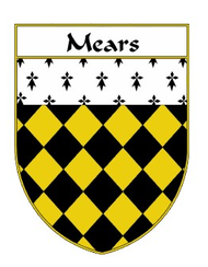 Mears Family Crest