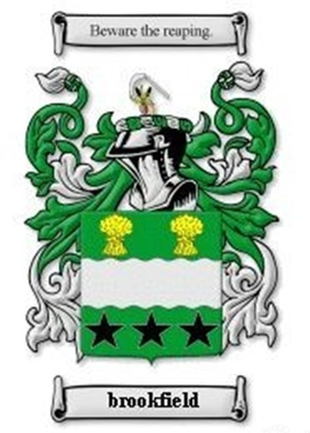Brookfield Family Crest