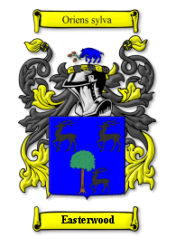 Easterwood Family Crest