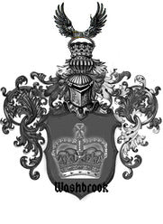 Washbrook Family Crest