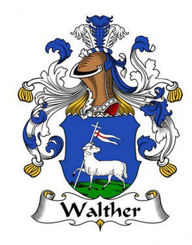 Walther Family Crest