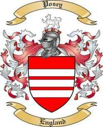 Posey Family Crest