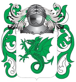 Burtinshaw Family Crest