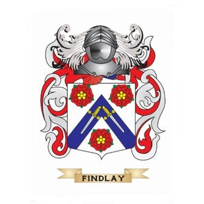 Findlay Family Crest