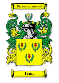Fouch Family Crest