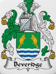 Beveridge Family Crest