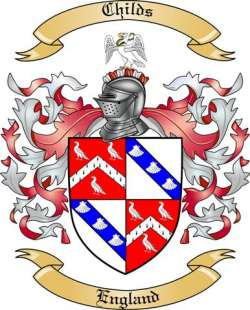 Childs Family Crest