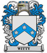 Witty Family Crest