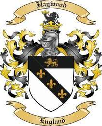 Haywood Family Crest