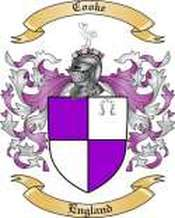 Cooke Family Crest
