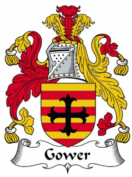 Gower Family Crest