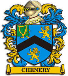 Chenery Family Crest