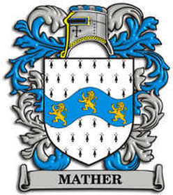 Mather Family Crest