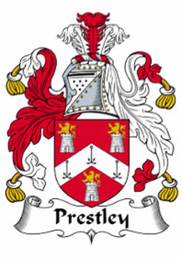 Prestley Family Crest