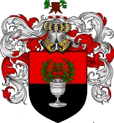 Lawrey Family Crest