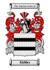 Kirkley Family Crest