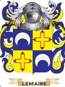 LeMaire Family Crest