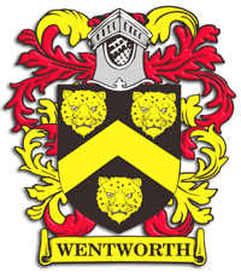 Wentworth Family Crest