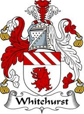 Whitehurst Family Crest
