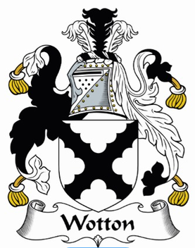 Wotton Family Crest