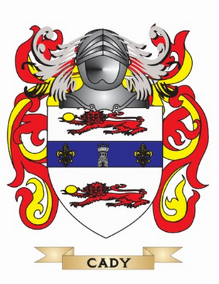 Cady Family Crest