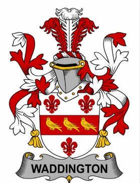 Waddington Family Crest