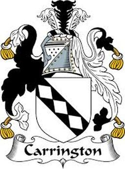 Carrington Family Crest