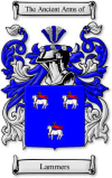 Lammers Family Crest