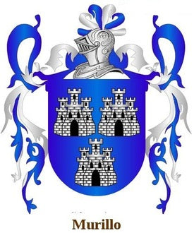Murillo Family Crest