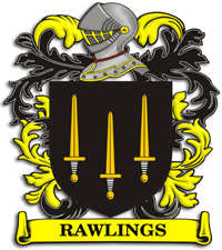 Rawlings Family Crest
