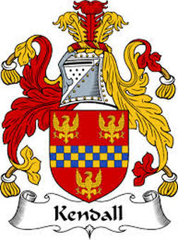 Kendall Family Crest